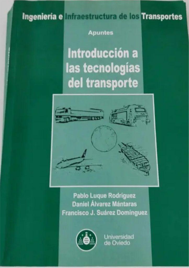 Libro Introducción a las Tecnologías del Transporte