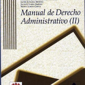 Libro Manual de Derecho Administrativo II