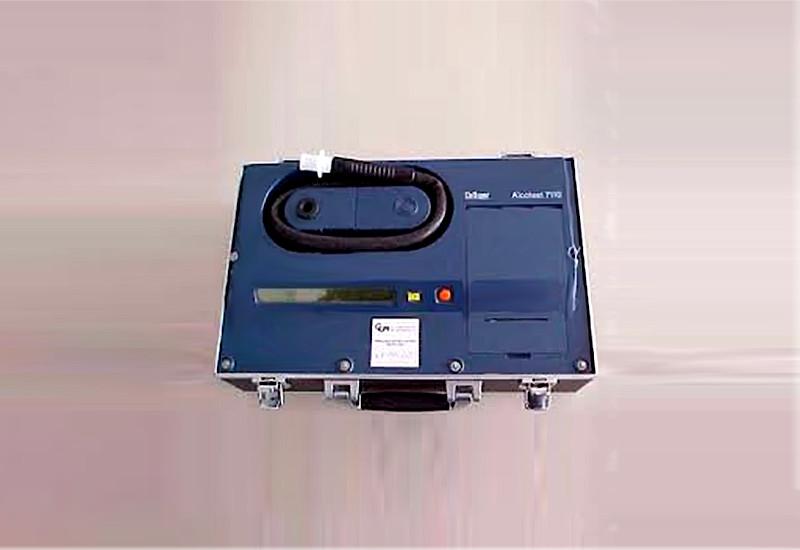 etilómetro-drager-7110