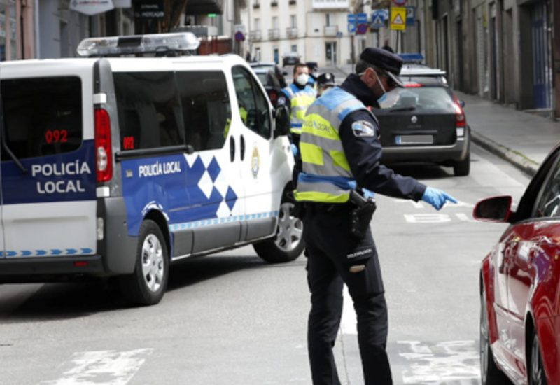 Policía y normas en el covid19